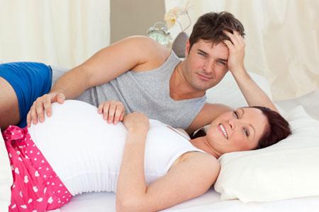 Нет сексуального влечения у женщины во время беременности