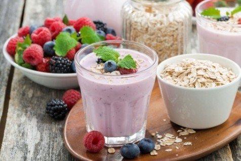 ТОП-5 завтраков для похудения