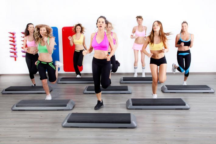 Направления фитнеса для женщин