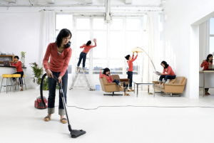 Полезные рекомендации для облегчения уборки