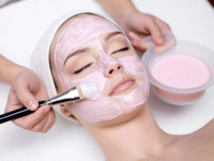 Уходовые процедуры за кожей