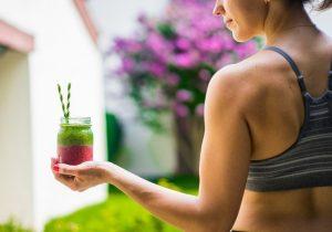 Фитнес: питание для девушек и женщин