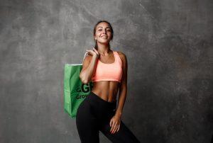 Фитнес: еда при занятиях спортом