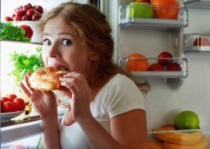 Как перестать заедать стресс во время беременности
