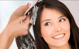 Чем можно красить волосы беременным?