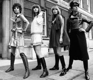 История моды 20-х годов