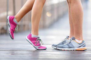 Как выбрать правильную обувь для фитнеса
