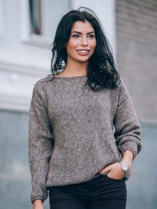 Женский свитер – актуально всегда