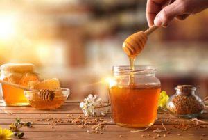 Полезный продукт — мед
